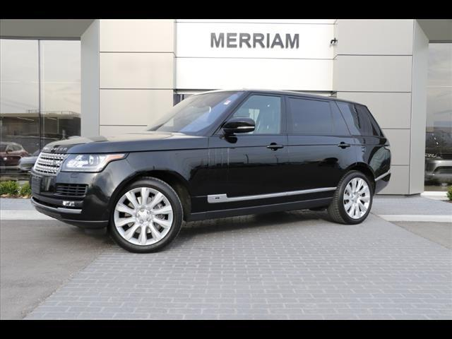 2016 Land Rover Range Rover Supercharged LWB Merriam KS