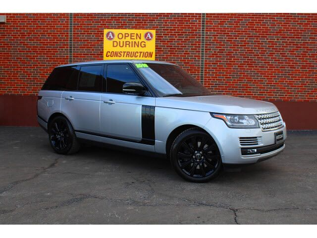 2016 Land Rover Range Rover Supercharged Merriam KS