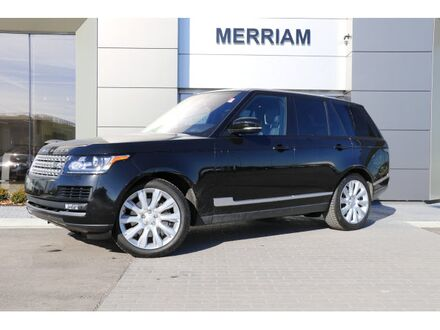 2016_Land Rover_Range Rover_Supercharged_ Merriam KS