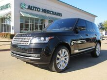 2016_Land Rover_Range Rover_Supercharged_ Plano TX