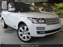 2016_Land Rover_Range Rover_Supercharged_ Raleigh NC