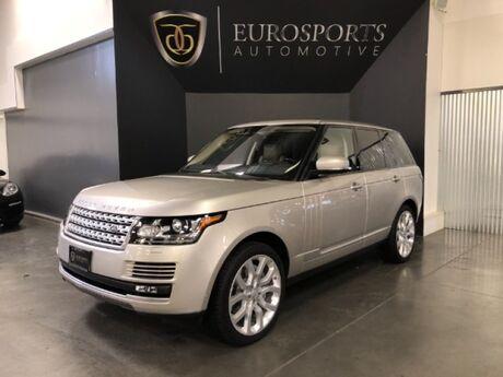 2016 Land Rover Range Rover Supercharged Salt Lake City UT
