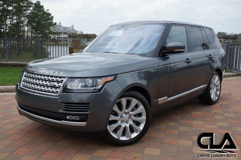 2016 Land Rover Range Rover Supercharged The Woodlands TX