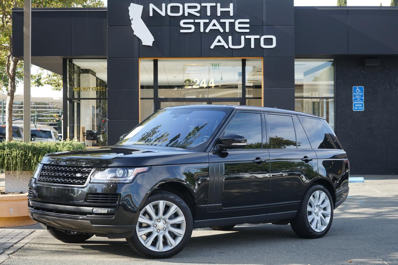 2016 Land Rover Range Rover Supercharged Walnut Creek CA