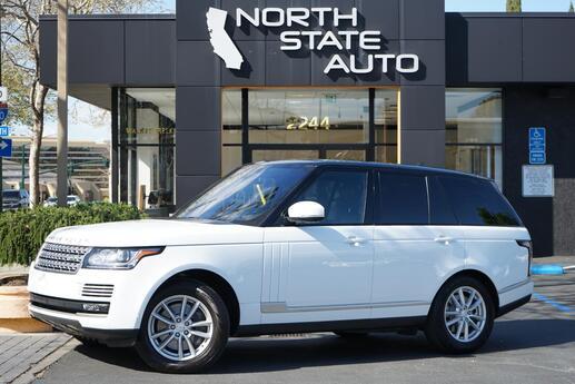 2016 Land Rover Range Rover Supercharged Walnut Creek CA