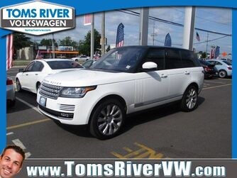 Land Rover Range Rover Supercharged 2016