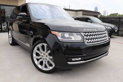 2016_Land Rover_Range Rover_Supercharged,1 OWNER,CLEAN CARFAX,SHOWROOM_ Houston TX