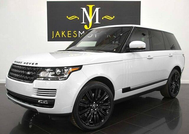 2016 Land Rover Range Rover Supercharged~$113,810 MSRP~BLACKOUT PKG~WARRANTY TO MARCH 2021 San Diego CA