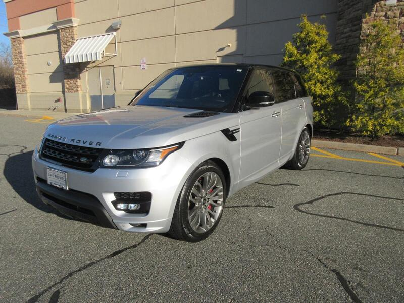 2016_Land Rover_Sport HSE_HST LIMITED EDITION_ Warwick RI