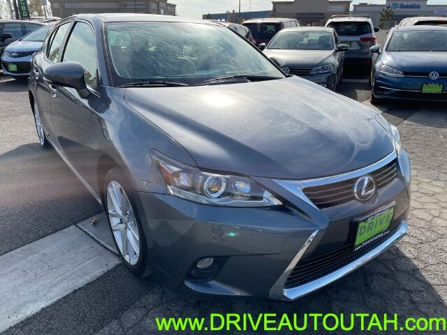 2016 Lexus CT 200h Base Pleasant Grove UT