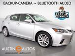 2016 Lexus CT 200h Hybrid *BACKUP-CAMERA, STEERING WHEEL CONTROLS, DUAL CLIMATE CONTROL, ALLOY WHEELS, BLUETOOTH PHONE & AUDIO