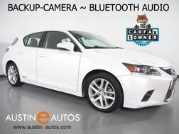 2016_Lexus_CT 200h Hybrid_*BACKUP-CAMERA, STEERING WHEEL CONTROLS, DUAL CLIMATE CONTROL, ALLOY WHEELS, BLUETOOTH PHONE & AUDIO_ Round Rock TX