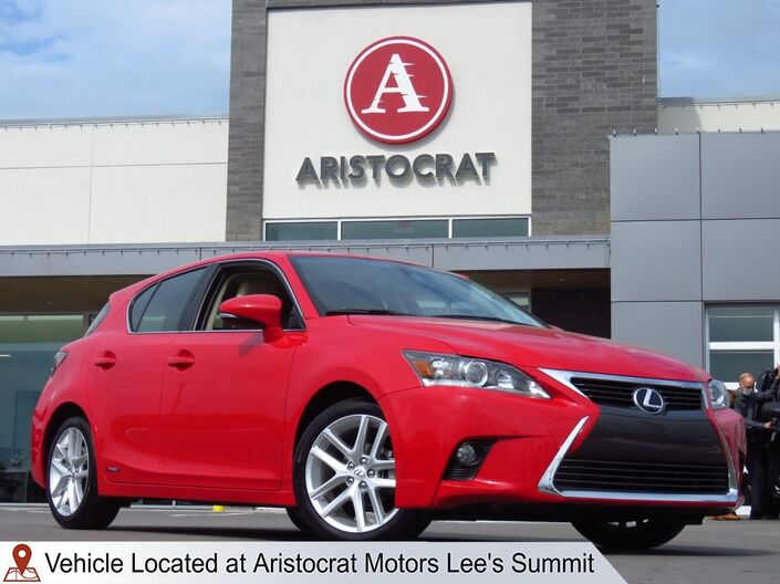 2016 Lexus CT 200h Merriam KS