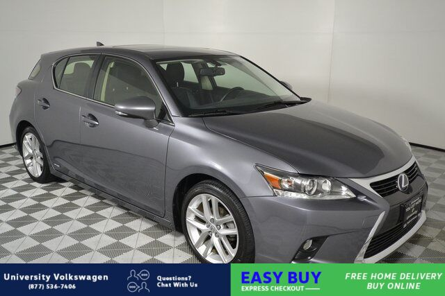 2016 Lexus CT 200h Seattle WA