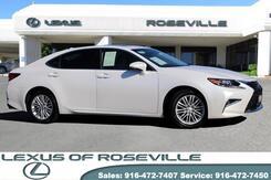 2016_Lexus_ES__ Roseville CA