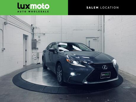 2016 Lexus ES 300h Hybrid Blind Spot Monitor Backup Camera Salem OR