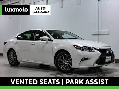 2016 Lexus ES 300h Hybrid Htd & Cooled Seats Back-Up Cam Park Assist Portland OR