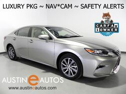 2016_Lexus_ES 300h Hybrid_*LUXURY PKG, NAVIGATION, BLIND SPOT ALERT, PRE-COLLISION & LANE DEPARTURE ALERT, ADAPTIVE CRUISE, CLIMATE SEATS, MOONROOF, BLUETOOTH_ Round Rock TX