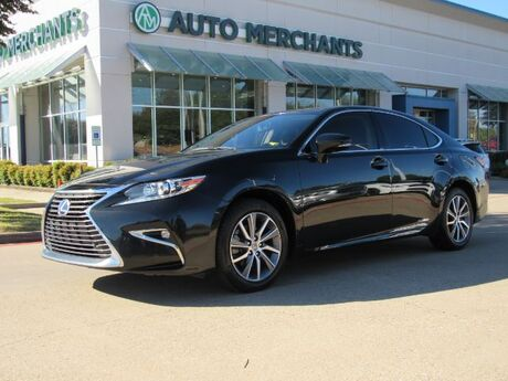 2016 Lexus ES 300h Sedan, BLIND SPOT, SUNROOF, NAV, BACKUP CAM, HTD/COOL SEATS, PUSH BUTTON START, KEYLESS, BLUETOOTH, Plano TX