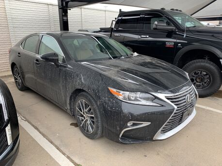 2016_Lexus_ES_350 BUCKET SEATS,BLIND SPOT,MOONROOF,NAV,BCK-CAM,BLUET_ Euless TX