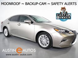 2016_Lexus_ES 350_*LANE DEPARTURE & COLLISION ALERT, BLIND SPOT ALERT, BACKUP-CAMERA, ADAPTIVE CRUISE, MOONROOF, CLIMATE SEATS, INTUITIVE PARK ASSIST, BLUETOOTH PHONE & AUDIO_ Round Rock TX