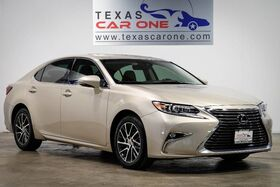 2016_Lexus_ES 350_LEXUS SAFETY SYSTEM FORWARD COLLISION WARNING LANE KEEP ASSIST BLIND SPOT_ Addison TX