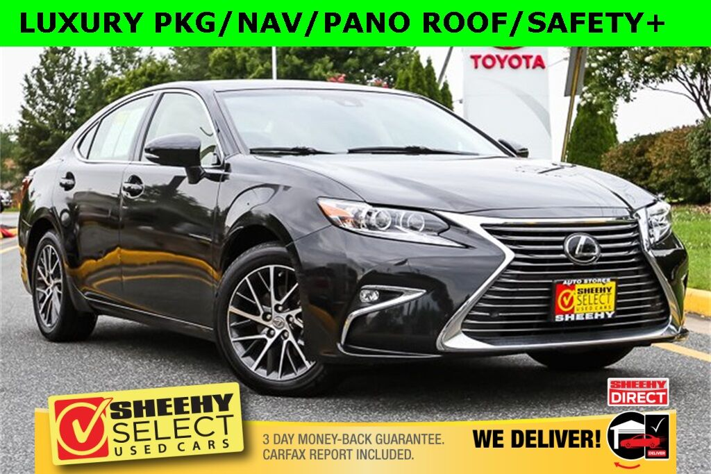 2016 Lexus ES 350 LUXURY PKG PANO ROOF NAV SAFETY+ CAMERA Stafford VA