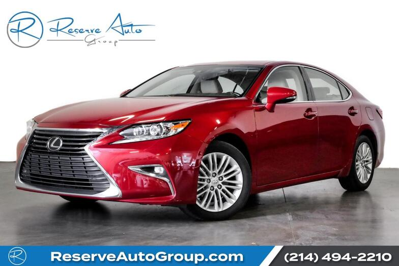 2016 Lexus ES 350 Moonroof Htd/Cooled Seats BackUp Camera LOADED The Colony TX