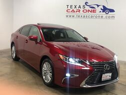 2016_Lexus_ES 350_PREMIUM PACKAGE BLIND SPOT MONITORING SUNROOF LEATHER SEATS_ Addison TX