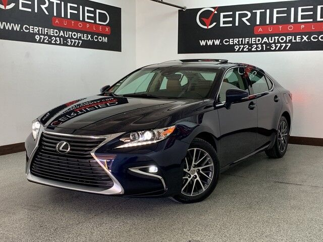2016 Lexus ES 350 SAFETY SYSTEM PLUS PKG NAVIGATION SUNROOF ADAPTIVE CRUISE  CONTRO