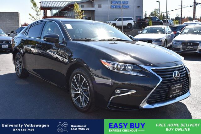 2016 Lexus ES 350 Seattle WA