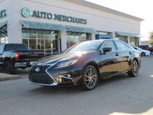 2016_Lexus_ES 350_Sedan , NAVIGATION. BLIND SPOT MONITOR, LANE DEPARTURE WARNING, FRONT COLLISION WARNING_ Plano TX