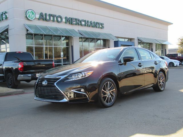 2016 Lexus ES 350 Sedan , NAVIGATION. BLIND SPOT MONITOR, LANE DEPARTURE WARNING, FRONT COLLISION WARNING Plano TX
