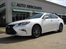 2016_Lexus_ES 350_Sedan LEATHER, SUNROOF, ADAPTIVE CRUISE CONTROL, BACKUP CAMERA, HTD SEATS, BLIND SPOT MONITOR_ Plano TX