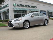 2016_Lexus_ES 350_Sedan NAV, BLIND SPOT, LANE DEPART, HTD/COOLED STS, COLLISION WARN, PWR SHADE, BACKUP CAM_ Plano TX