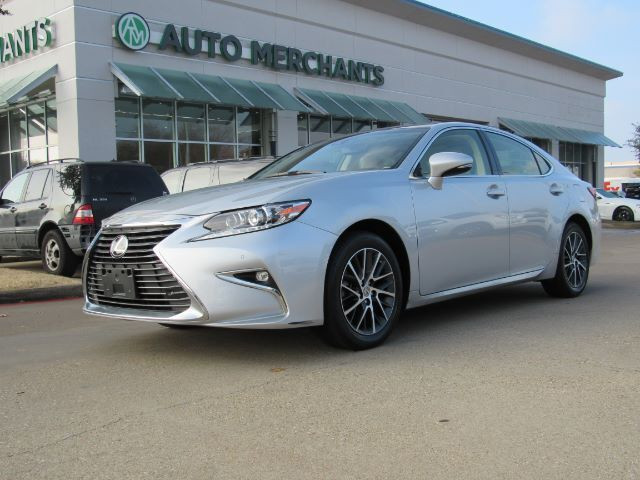 2016 Lexus ES 350 Sedan PANORAMIC SUNROOF, Mark LEVINSON Premium Audio Package w/NAVI, Luxury Package w/Wood Trim Plano TX