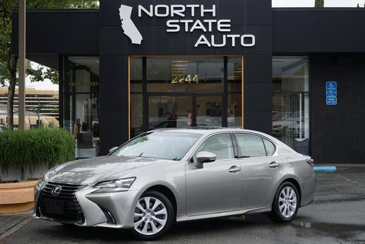 2016 Lexus GS 200t  Walnut Creek CA