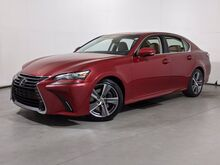 2016_Lexus_GS 200t_200t_ Cary NC