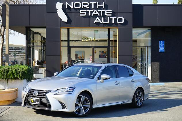 2016_Lexus_GS 350__ Walnut Creek CA