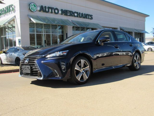 2016 Lexus GS 350 AWD ***Premium Package, LEXUS Safety System Plus***  3.5L 6 CYLINDER, AUTOMATIC, ALL-WHEEL DRIVE Plano TX