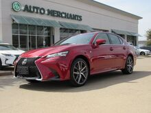 2016_Lexus_GS_350 F SPORT AWD BLIND SPOT,SUNROOF , HEATED/COOLED SEATS, BACK UP CAMERA , BLUETOOTH CONNECTIVITY_ Plano TX