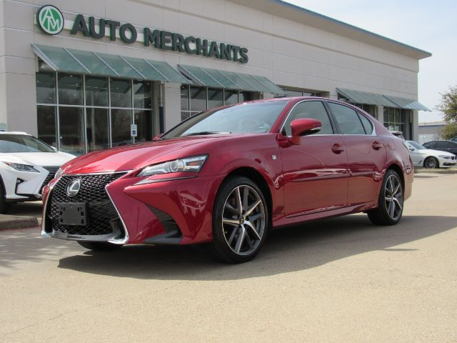 2016 Lexus GS 350 F SPORT AWD BLIND SPOT,SUNROOF , HEATED/COOLED SEATS, BACK UP CAMERA , BLUETOOTH CONNECTIVITY Plano TX