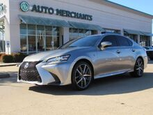 2016_Lexus_GS_350 F SPORT LEATHER SEATS, NAVIGATION SYSTEM, SUNROOF, SATELLITE RADIO, REAR PARKING AID_ Plano TX