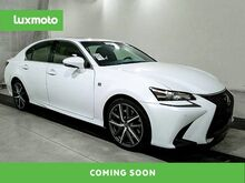 2016_Lexus_GS 350_F Sport Adaptive Cruise Nav Backup Cam Vented Seat_ Portland OR