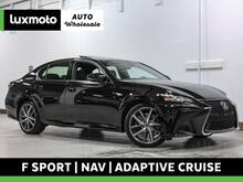 2016_Lexus_GS 350_F Sport Adaptive Cruise Nav Vented Seats_ Portland OR