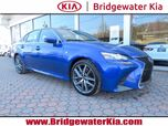 2016 Lexus GS 350 F Sport Sedan,