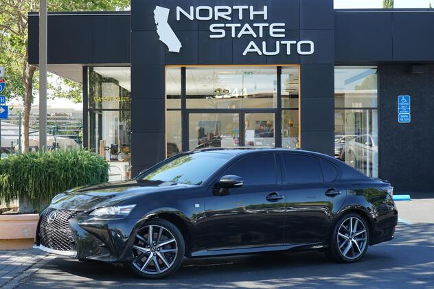 2016_Lexus_GS 350_F Sport_ Walnut Creek CA