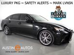 2016 Lexus GS 350 *LUXURY PKG, NAVIGATION, BLIND SPORT & LANE DEPARTURE ALERT, COLLISION ALERT w/BRAKING, RADAR CRUISE, MARK LEVINSON AUDIO, SEMI-ANILINE LEATHER, CLIMATE SEATS, BACKUP-CAMERA, MOONROOF