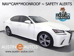 2016_Lexus_GS 350_*NAVIGATION, PRE-COLLISION SYSTEM, LANE DEPARTURE & BLIND SPOT ALERT, BACKUP-CAMERA, RADAR CRUISE, LEATHER, MOONROOF, CLIMATE SEATS, BLUETOOTH_ Round Rock TX