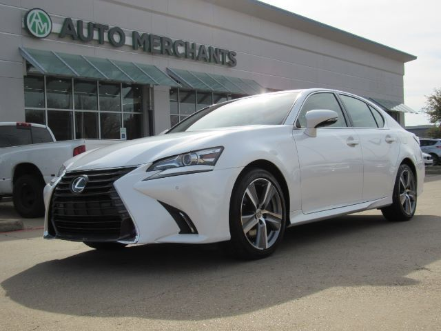 2016 Lexus GS 350 RWD 3.5L 6 CYLINDER, AUTOMATIC, LEATHER SEATS, NAVIGATION SYSTEM, SUNROOF, SATELLITE RADIO Plano TX